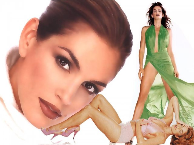 Cindy Crawford - &nbsp; - , Cindy, Crawford - Play puzzles with Cindy Crawford or send Cindy Crawford puzzle ecards to your friends </td><td valign=