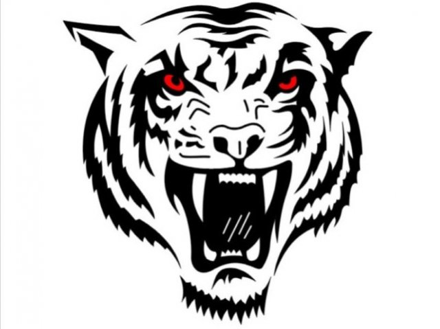 Tiger Tattoos - Tiger Tattoos with red eyes - , Tattoos, Tiger, Tattoos, red, eyes - Play puzzles with Tiger Tattoos or send Tiger Tattoos puzzle ecards to your friends </td><td valign=