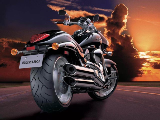 Suzuki  vs.  Sun - Suzuki  vs.  Sun - , Motorcycles, Suzuki, Sun, Sunset, Road - Play puzzles with Suzuki  vs.  Sun or send Suzuki  vs.  Sun puzzle ecards to your friends </td><td valign=