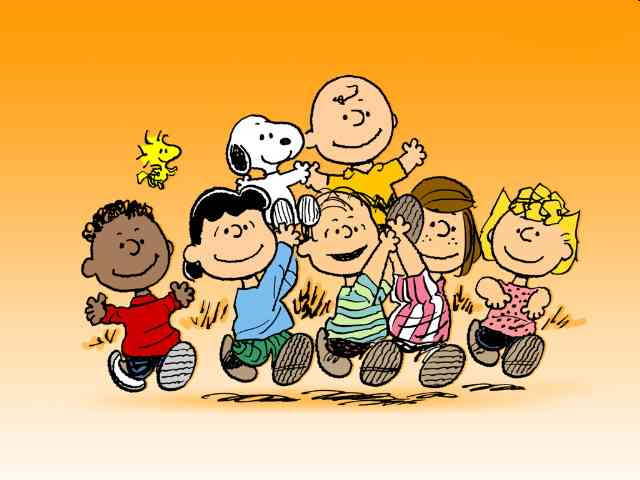 Snoopy - Snoopy and the Gang - , Snoopy, Gang, cartoon, cartoons, kids - Play puzzles with Snoopy or send Snoopy puzzle ecards to your friends </td><td valign=