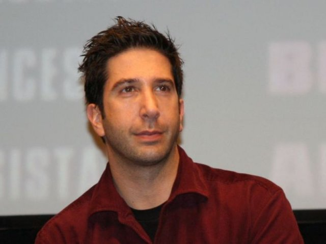 David  Schwimmer - David Lawrence Schwimmer (born November 2, 1966) is an American actor and director of television and film. He was born in New York, and his family moved to Los Angeles when he was two. He began his acting career performing in school plays at Beverly Hills High School. In 1988, he graduated from Northwestern University with a Bachelor of Arts degree in theater and speech. After graduation, Schwimmer co-founded the Lookingglass Theatre Company. For much of the late-1980s, he lived in Los Angeles as a struggling, unemployed actor. - , Celebrity, David, Lawrence, Schwimmer, American, actor, director, television, film - Play puzzles with David  Schwimmer or send David  Schwimmer puzzle ecards to your friends </td><td valign=