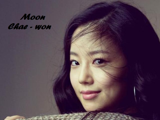 Moon Chae-won - Moon Chae-won (born November 13, 1986)/The family name is Moon/ is a South Korean actress who is best known as Yoo Seung Mi in Brilliant Legacy. She studied Western Painting at the Chugye University for the Arts. She debuted in the teen drama