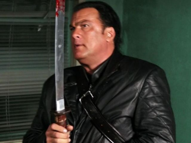 Steven Seagal - Steven Frederic Seagal (pronounced /sɨˈɡɑːl/; born April 10, 1952) is an American action film actor, producer, writer, martial artist, guitarist and a reserve deputy sheriff. A 7th-dan black belt in aikido, Seagal began his adult life as an aikido instructor in Japan.He became the first foreigner to operate an aikido dojo in Japan.He later moved to the Los Angeles, California, area where he made his film debut in 1988 in Above the Law. He became a major action star due to his blockbuster films of the 1990s, such as Under Siege (1992) and Under Siege 2: Dark Territory (1995), where he played Navy SEALs counter-terrorist expert Casey Ryback, but since then starred mainly in direct-to-video action films - , Celebrity, Steven, Frederic, Seagal, American, action, film, actor, producer, writer, martial, artist, guitarist, reserve, deputy, sheriff, aikido, instructor - Play puzzles with Steven Seagal or send Steven Seagal puzzle ecards to your friends </td><td valign=