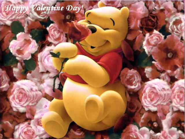 pooh valentine day - puzzles gallery, Ideas