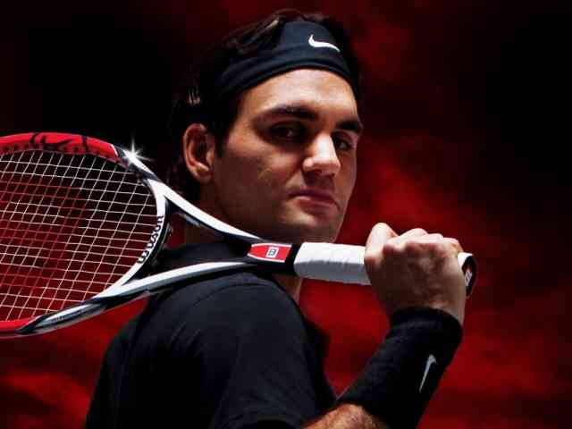 Roger Federer - Roger Federer - the Number One in Tennis - , Roger, Federer, Tennis, sport - Play puzzles with Roger Federer or send Roger Federer puzzle ecards to your friends </td><td valign=