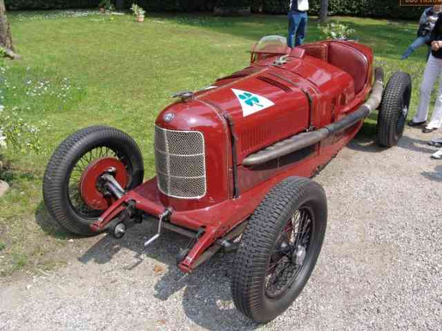 1924 Alfa Romeo P2 - Only six Alfa Romeo P2 cars were produced in 1924. Alfa Romeo P2 was designed by Vittorio Jano. That retro Alfa Romeo had max speed 217 km/h at 5500 rpm. Alfa Romeo P2 engine had 1987 cc displacement, 8 cylinders and power of 175 hp - , Alfa, Romeo, 1924, retro, car, cars, auto, autos, automobile, automobiles - Juega con rompecabezas 1924 Alfa Romeo P2 o enviar 1924 Alfa Romeo P2 tarjetas electrónicas a tus amigos rompecabezas </td><td valign=