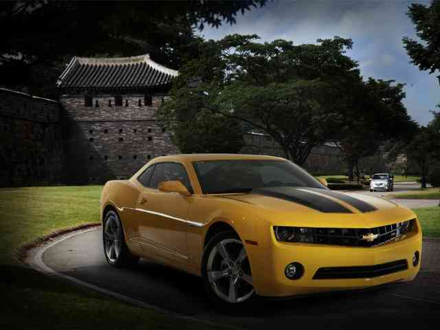 Chevy Camaro in Korea - The new Chevy Camaro will be introduced to Korean market this year. The Chevrolet Camaro will go on sale in Korea in 2011 - , Chevrolet, Chevy, 2011, Korea, car, cars, auto, autos, automobile, automobiles - Play puzzles with Chevy Camaro in Korea or send Chevy Camaro in Korea puzzle ecards to your friends </td><td valign=