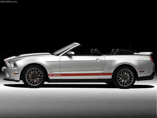 Ford Mustang 2011 - 2011 Ford Mustang Shelby GT500 Convertible - , 2011, Ford, Mustang, Shelby, GT500, Convertible, car, cars, auto, autos, automobile, automobiles - Play puzzles with Ford Mustang 2011 or send Ford Mustang 2011 puzzle ecards to your friends </td><td valign=