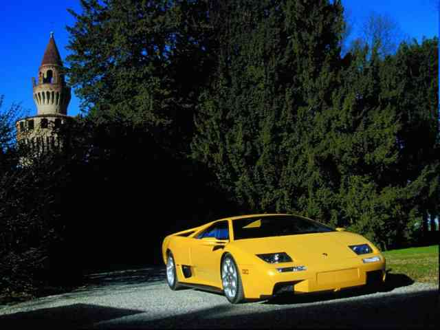 Lamborghini Diablo - Lamborghini Diablo - , Lamborghini, Diablo, car, cars - Play puzzles with Lamborghini Diablo or send Lamborghini Diablo puzzle ecards to your friends </td><td valign=