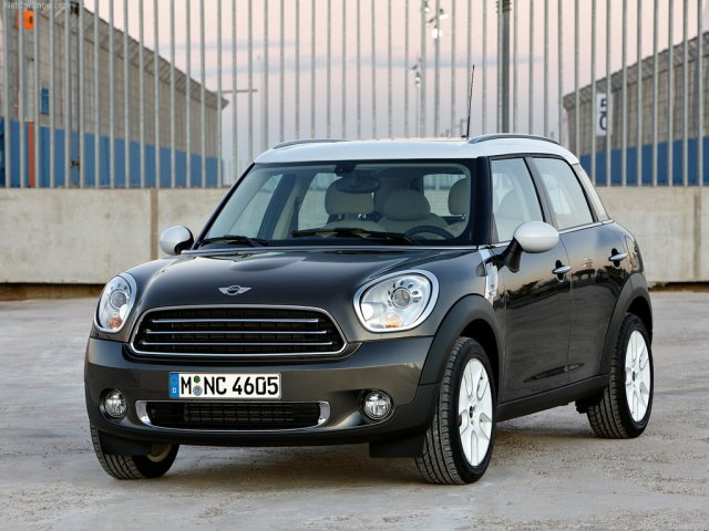 Mini-Countryman 2011 - Mini-Countryman 2011 - , Mini-Countryman, 2011