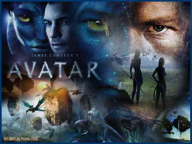 Avatar - Avatar - fragments from the James Cameron's movie Avatar. - , Avatar, movie, film, James, Cameron - Play puzzles with Avatar or send Avatar puzzle ecards to your friends </td><td valign=
