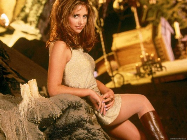 Sarah Michelle Gellar - Sarah Michelle Gellar - , Sarah, Michelle, Gellar - Play puzzles with Sarah Michelle Gellar or send Sarah Michelle Gellar puzzle ecards to your friends </td><td valign=