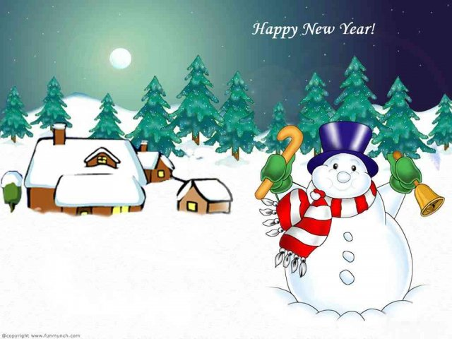Snowmann with bell - Snowmann with bell - , Snowmann, bell, winter, christmas, holidays - Play puzzles with Snowmann with bell or send Snowmann with bell puzzle ecards to your friends </td><td valign=
