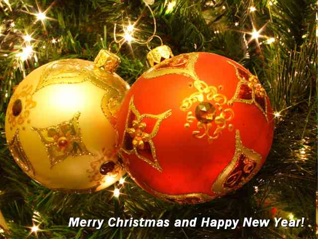 Gold and Red Christmas Tree Globes - Nice Gold and Red Christmas Tree Globes - , globes, christmas, greeting, greetings, ecard, ecards, holidays - Play puzzles with Gold and Red Christmas Tree Globes or send Gold and Red Christmas Tree Globes puzzle ecards to your friends </td><td valign=