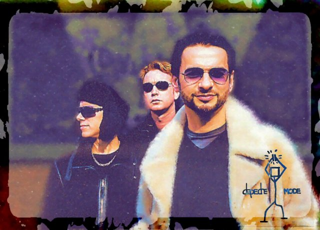 Depeche Mode - Depeche Mode - , Depeche, Mode, music - Play puzzles with Depeche Mode or send Depeche Mode puzzle ecards to your friends </td><td valign=