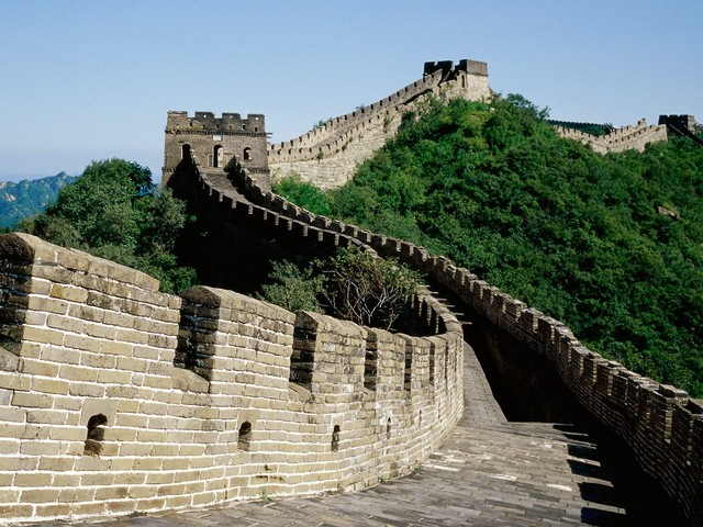 Great Wall of China - Great Wall of China - , Great, Wall, China, nature, places, travel - Play puzzles with Great Wall of China or send Great Wall of China puzzle ecards to your friends </td><td valign=