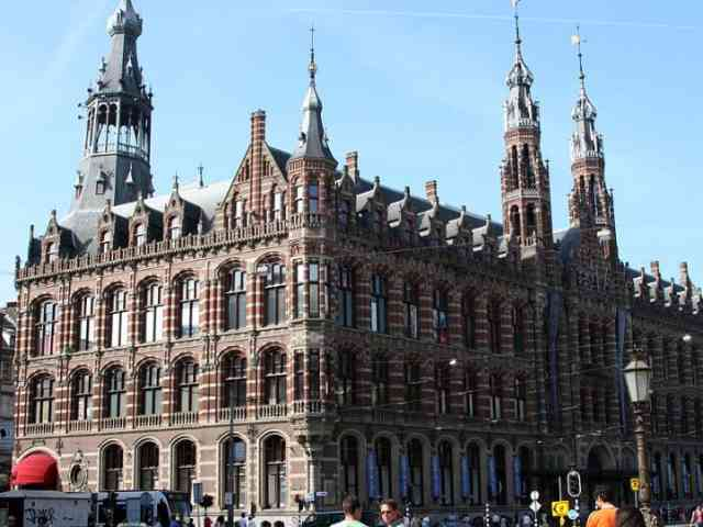 Amsterdam Palace - Netherlands palace in downtown Amsterdam - , Amsterdam, Palace, Netherlands, Holand, travel, places - Play puzzles with Amsterdam Palace or send Amsterdam Palace puzzle ecards to your friends </td><td valign=