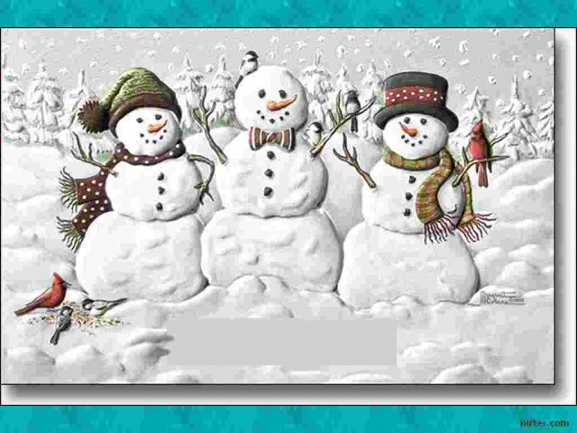Frosty Snowman - Frosty Snowman - Happy New year - , Frosty, Snowman, winter, christmas, new, year - Play puzzles with Frosty Snowman or send Frosty Snowman puzzle ecards to your friends </td><td valign=